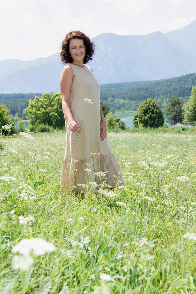 Wellnessbotschafter Sonja Krainz