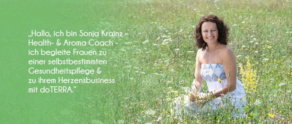 Health- und Aromacoach Sonja Krainz