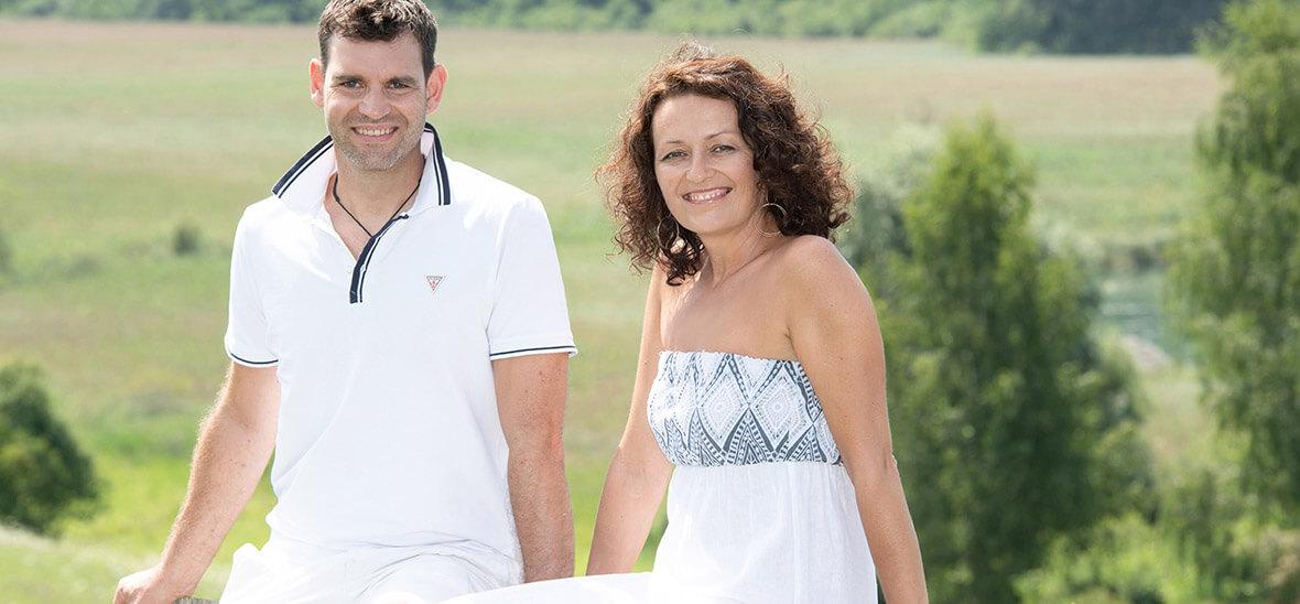 Sonja Krainz und Jens Borsbach